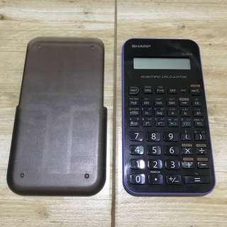 SHARP EL-501X Scientific Calculator