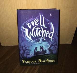 Well Witched by Frances Hardinge (hardcover)