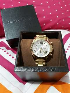 MICHAEL KORS GOLD WATCH (SMALL FACE)