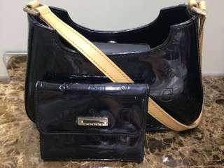 Guess bag and wallet (set)