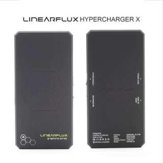 Linearflux Hypercharger X 3-in-1 w/ TRITON cable w/ FREE NanoStik PRO 美國 Linearflux 無線/有線 兩用充電器 充電板 💗 全新行貨,保用一年,市區地鐵交收