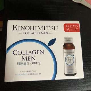 Kinohimitsu Collagen Men
