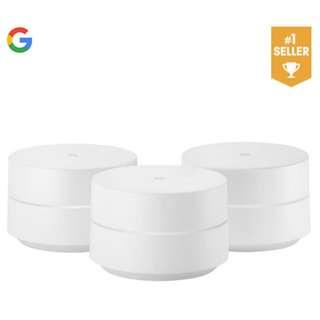[IN-STOCK] Google Wifi (3-Pack) - 1 Year Local Warranty