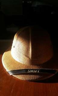 古董 獵人 帽 十分輕巧透氣