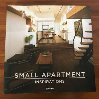 🚚 Small Apartment Inspiration / hard cover dictionary style