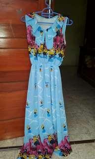 Dress minion