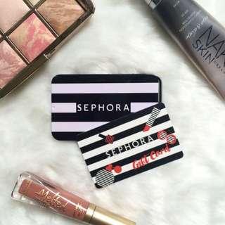 Sephora Gift Card $150