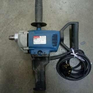 Second Hand Dongcheng Electric Mixer: Q1U-FF-160