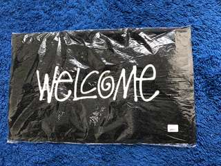 Stussy Welcome PVC Mat
