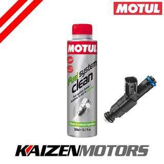 Motul Fuel System Clean Auto - 300ml