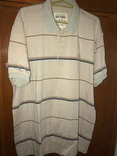 Polo Shirt Fred Perry XL Brown