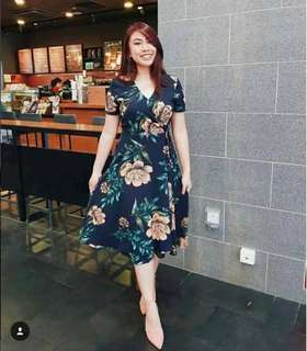 JUL 18 PLUSSIZE DRESS (DSY)