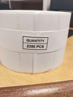 Sticky Label