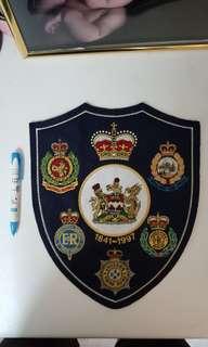 97前紀律部隊刺繡章