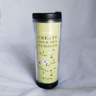 Starbucks Create your own tumbler