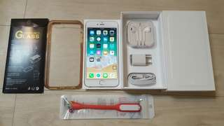 iphone6 plus 16g silver