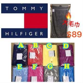 Tommy 大毛巾