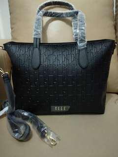 Tote Bag Big Size ELLE ori 100%