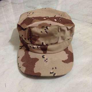 Army Style Camouflage Cap
