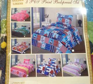 Bed Linen Twin Size