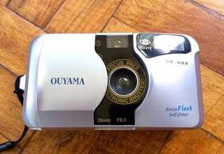 Ouyama  Compact Film Camera