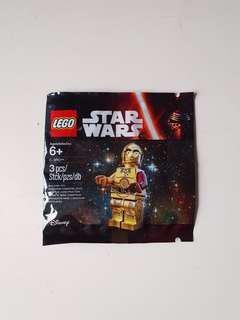 Lego Star Wars C3PO polybag 5002948
