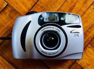 Infax Z90 film camera