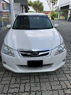Subaru EXICGA MPV (EVENING PROMOTION)