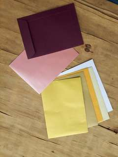 A5 Metallic Envelope Series 100S