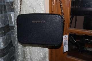 Michael Kors sling bag black
