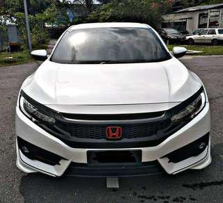 Civic FC 1.5 Turbo for Rent