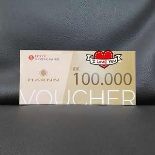 Beauty & Health Service @ Lotte Shopping Avenue Cash Voucher