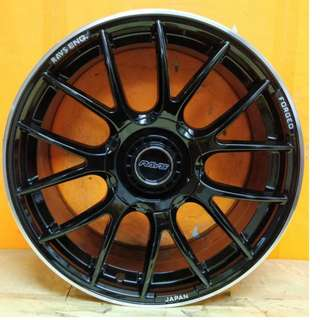SPORT RIM 17inch RAYS JAPAN DESIGN VISO CITY