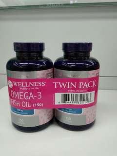 Wellnes omega 3 buy 1 get 1