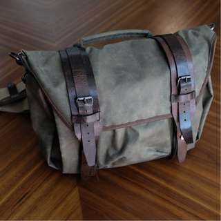 Wotancraft Trooper Camera Bag (M size)