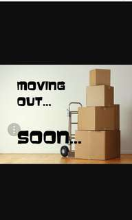 We Are Moving Soon. Open to Reasonable Nego