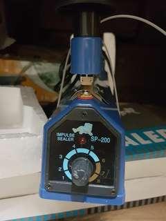 Las plastic/ press plastic/ las plastik sp200