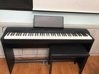 Casio Privia Electronic Piano Px-160