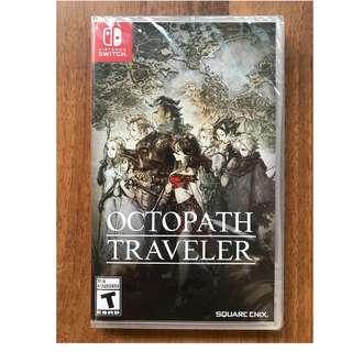 Nintendo Switch: Octopath Traveler [US]