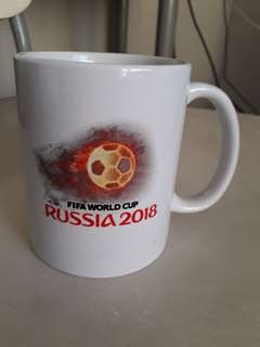 FIFA World Cup 2018 Mug