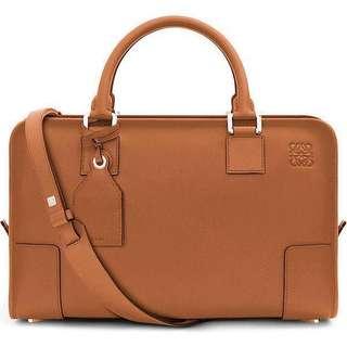 Loewe Amazona bag 28 in brown loewe手袋 (was原價$17800)