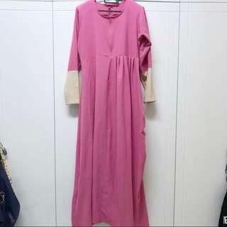Fellina Jubah Dress Abaya #July70