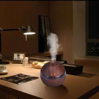 Aromatherapy Humidifier Air Purifier
