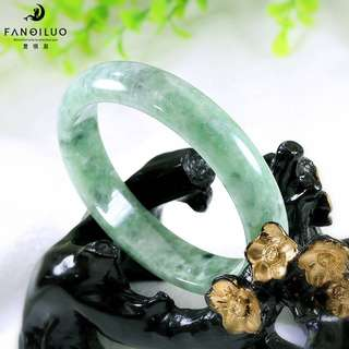 Natural Jadeite Bangle Code YZ303(Grade A)57.5MM