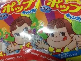 🚚 不二家POP棒棒糖🍭2包39元