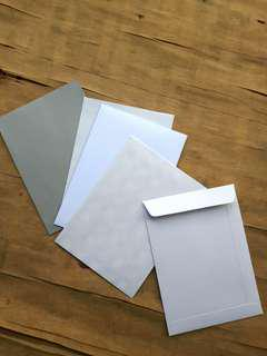 C5 PREMIUM WHITE ENVELOPES SERIES