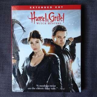 Hansel & Gretel - Witch Hunters [Blu-ray]
