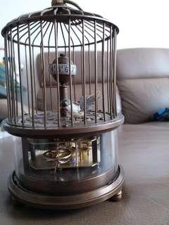 仿古董雀籠鐘