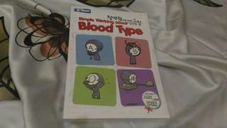 Simple Thinking About Blood Type, Park Dong Sun