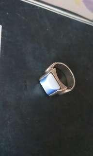 銀介藍色宝石